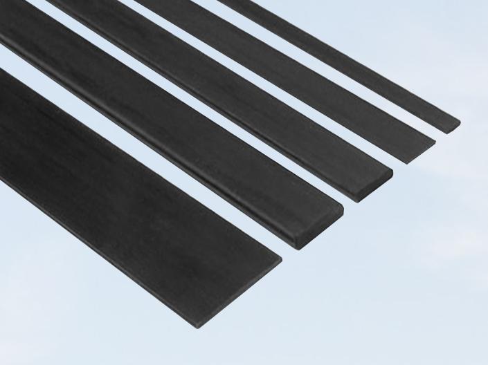 Carbon zeillatten